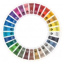 30 Farben im Set