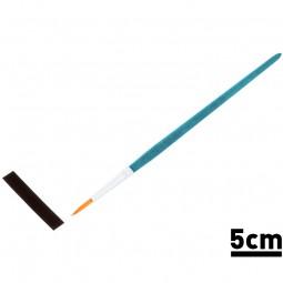 Rundpinsel 5mm